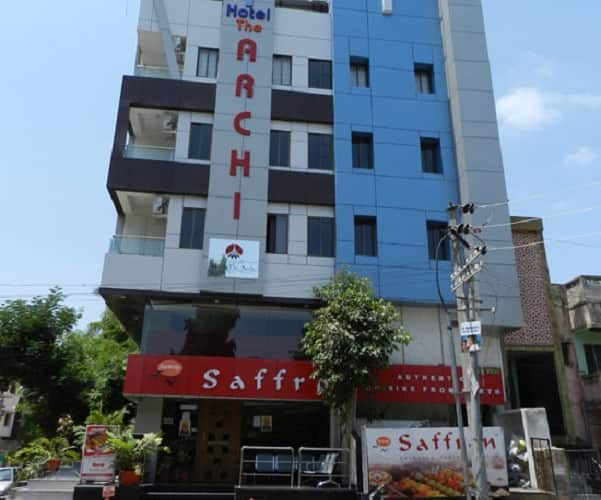 Hotel The Archi, Fateh Sagar Lake,